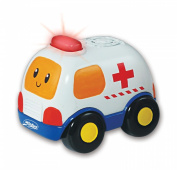 WinFun Go Go Drivers Ambulance