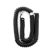Yealink T Series Black 3.7m Handset Cord