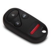 Replacement Keyless Entry Remote Key Fob Shell Case for 2002 Honda Accord