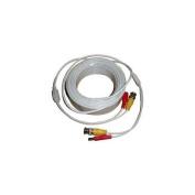 Acelevel Premium Quality 30m Video Power BNC RCA Cable for Q-See CCTV Cameras