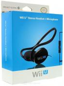 Wii U Stereo Headset + Microphone