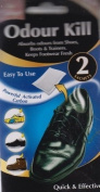 Jump Odour Kill - Absorbs Odour From Shoes - 2 Sachets