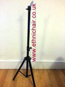 Multi height Adjustable Tripod Stand for wig making. Fits all heads