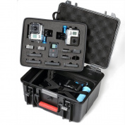 Smatree® SmaCase GA700-2 Watertight Rugged Hard Case For HD GoPro Camera Hero 1,Hero 2, Hero 3, Hero 3+
