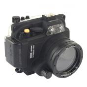 Meikon 40m Underwater Waterproof Shockproof Case For Sony NEX5R Camera 16-50mm