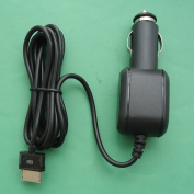 Volans 15V Car Charger 40 pin Adapter for for ASUS Eee Pad Transformer A1 B1 TF101 TF101G TF201 TF300 TF300T TF300TG TF700 T700T SL101 Prime Android Tablet PC