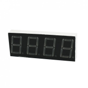 4-Digit 7 Segment Through Hole Red LED Display Common Anode