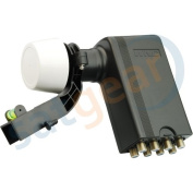 Satgear Sky Octo LNB 8 Way for MK4 Dishes- Have Upto 8 Sky or Freesat Receivers Connected, Multi Room, PVR Upgrade