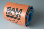 SAM Splint 90cm Roll Orange/Blue