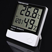 UPH Temperature & Humidity Metre - HTC-1 Thermo & Hydrometer-White