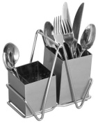 Cutlery Caddy - Stainless Steel