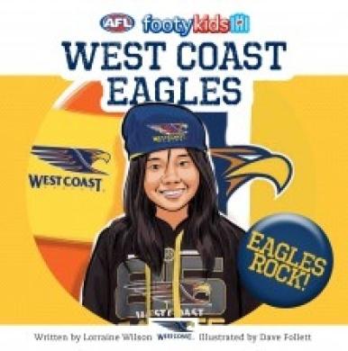 AFL: Footy Kids: West Coast Eagles