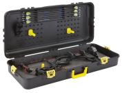 Plano Moulding Parallel Limb Bow Case, Black