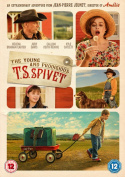 The Young and Prodigious T.S. Spivet [Region 2]