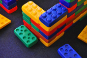 ESDA FUN BLOCK Jumbo Kit 53 Blocks