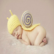 Ukamshop(TM)Baby Girls Boy Newborn-9 Month Knit Crochet Minnie Clothes Photo Prop Outfits