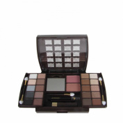 SUNkissed Cosmetics Travel Compact Gift Set - 27 Pieces