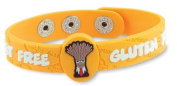 AllerMates Wrist Band Prof. Wheatley Wheat/Gluten Allergy AllerMates Wrist Band Prof. Wheatley Whea