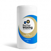 Better Waxing Oil Free After Wax Wipes - Pack of 100