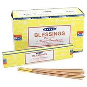 Blessings Nag Champa Incense Sticks 15g Box