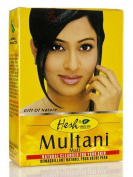 """""""Hesh"""" Multani Mati (Fullers Mud / Fullers Earth) Ayurvedic Herbal Powder 100grams"""