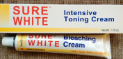 Sure White Toning Cream Tube