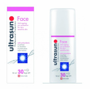 Ultrasun SPF 30 Face Anti Ageing Formula Once A Day 50ml