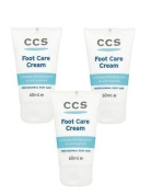 CCS Foot Care Cream 60ml-PACK OF 3