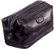 Danielle Milano Men's Large Framed Top Zip Toiletry Bag