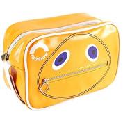 Rainbow Zippy Wash Bag. Classic Retro Kids TV Show Funky Gift