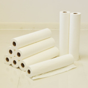 SWAN® 9 x Couch Roll White 50cm x 40m