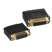 DVI Coupler Joiner - Female / Female - DVI-I / DVI-D