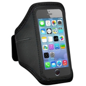 Buwico® Waterproof Shockproof Running Jogging Outdoor Sports Armband Case Cover For Apple iPhone 5 5S 5C