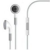 Apple Headphones with Remote Mic for iPhone 4/4G/3GS