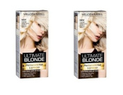2 x Mellor & Russell Ultimate Blonde Permanent Hair Lightener with Cream Peroxide, Lightens up to 6 levels