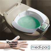 Medipaq™ Portable Bidet - Personal Hygiene System for Travel or Home