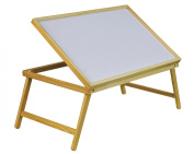 Aidapt Folding Adjustable Wooden Bed Tray