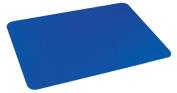 Tenura Blue Non Slip Table Mat 35.5 x 25.5cm