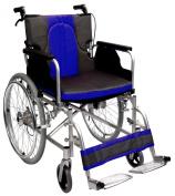 Lightweight deluxe folding self propel wheelchair ECSP01