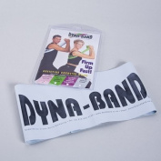 Dynaband - Grey - workout resistance band