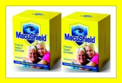 MACUSHIELD EYE HEALTH SUPPORT 180 CAPS 6 MONTHS SOFTGEL