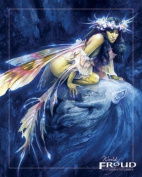 Fantasy Art Fairy Little Nell Brian Froud Poster Card 25.5x20cm