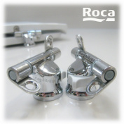 Roca Dama Senso & Giralda Removable Easy Release Toilet Seat Hinges Set