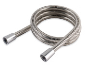 MX 1.50m 11mm Cone x Cone Stainless Steel Shower Hose - 10 Year Guarantee - RCE