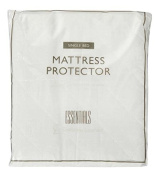 Catherine Lansfield 100 Percent Polyester New Volume Single Mattress Protector, White