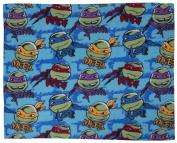 Tmnt Teenage Mutant Ninja Turtles Urban Fleece Blanket