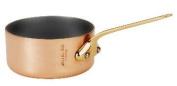 Mauviel 7 cm M'Minis Copper Saute Pan with Bronze Handle