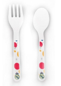 Real Madrid Cutlery (2pc)