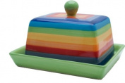 Rainbow Butter / Margarine Dish