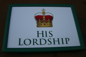 HIS LORDSHIP LAP TRAY FROM THE LEONARDO COLLECTION
